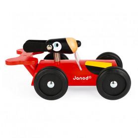 Spirit Car Dan Belgique - voiture en bois