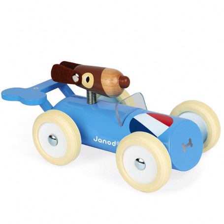 Spirit Car Louis France - voiture en bois