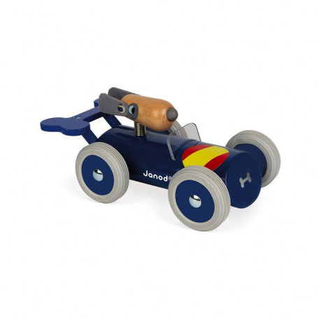 Spirit Car Sergio Espagne - voiture en bois