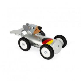 Spirit Car Hans Allemagne - voiture en bois
