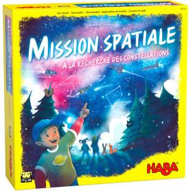 Mission spatiale - à la recherche des constellations