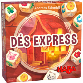 Dés Express - jeu familial