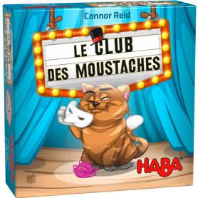Le club des moustaches - jeu familial