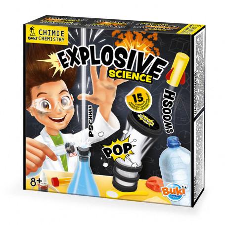 Explosive Science - Do chemistry