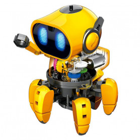 Tibo the Robot - Construction