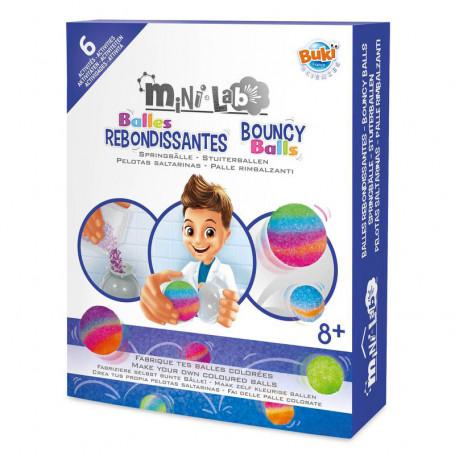Balles rebondissantes - Mini Lab