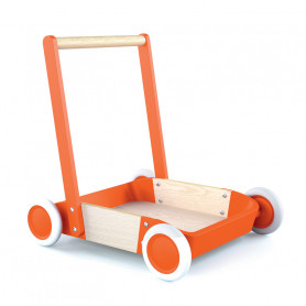 Baby walker Orange Trott'it!