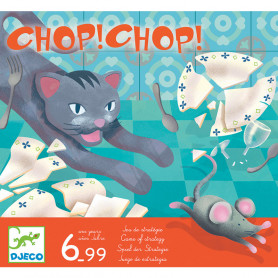 Chop! Chop! Game tactical