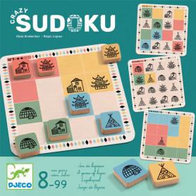 Crazy sudoku Logic Game