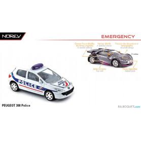 PEUGEOT 308 Police - Norev Emergency