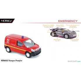 RENAULT Kangoo Pompier - Norev Emergency