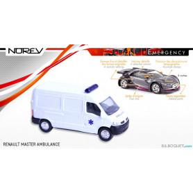RENAULT Master Ambulance - Norev Emergency