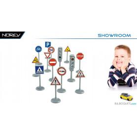 Panneaux de signalisation - Norev Showroom