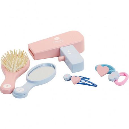 Set de coiffure pour poupée