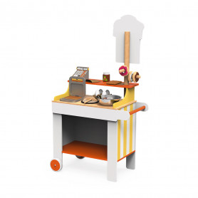 """Stand mobile """"Crêpes & Co"""", 40 accessoires"""