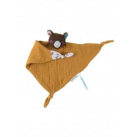 Doudou lange ours - Jolis trop beaux - Moulin Roty
