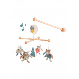 Mobile musical - Jolis trop beaux - Moulin Roty