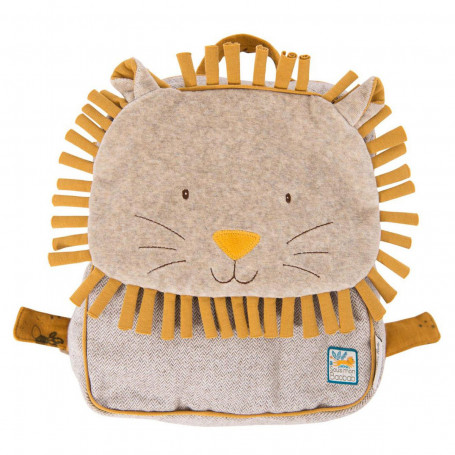 Sac à Dos Moulin Roty Lion