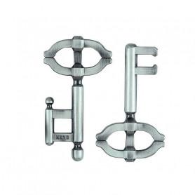 Casse-tête en métal Key II - Niveau 2