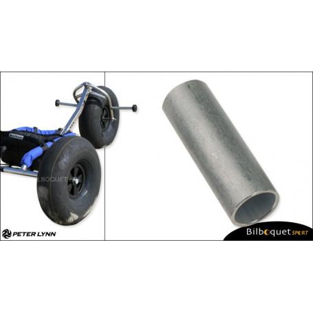 Entretoise 20x47mm pour roue arrière de XR+/Bigfoot+/Folding+