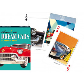Jeu de cartes Collectors' Dream Cars