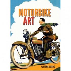 Jeu de cartes Collectors' Motorbike Art