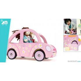 La voiture de Sophie