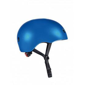 Casque avec LED Bleu foncé - Taille S