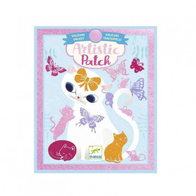 Petits animaux Artistic patch - Djeco