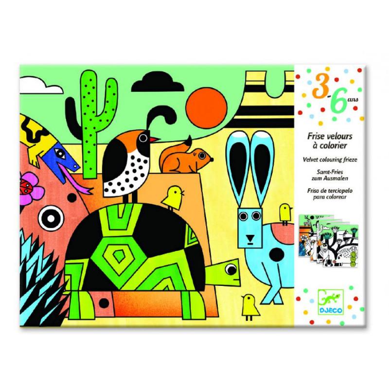 Coloriages Des Petits Colorado Djeco
