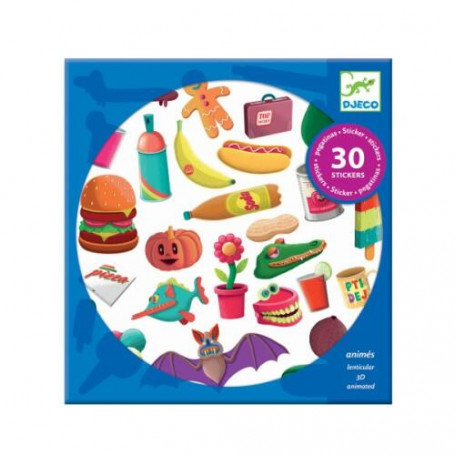 Petits Cadeaux Stickers Rayons - Djeco