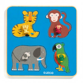 Encastrement Family Jungle - Djeco