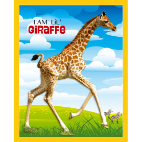 Giraffe Shaped Jigsaw Puzzle - 100 pièces