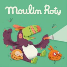 3 disques à histoires Dans la jungle - Moulin Roty