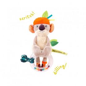 Hochet anneau à billes koala Koco - Dans la Jungle - Moulin Roty