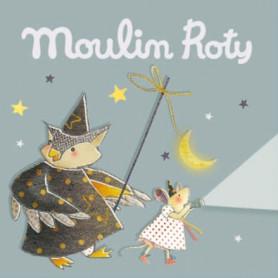 3 disques à histoires - il était une fois - Moulin Roty