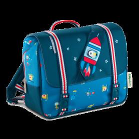 Schoolbag en route