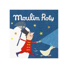 3 disques à histoires Les histoires du soir - Moulin Roty