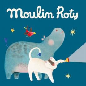 Boîte de 3 disques pour lampe à histoires - Les Papoum - Moulin Roty
