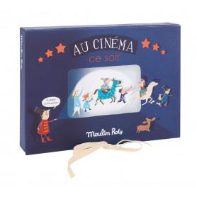 Coffret cinéma Au Cinéma - Les Histoires du Soir - Moulin Roty