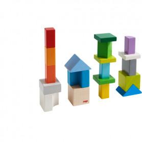 Jeu d'assemblage en 3D Cubes Mix - Haba