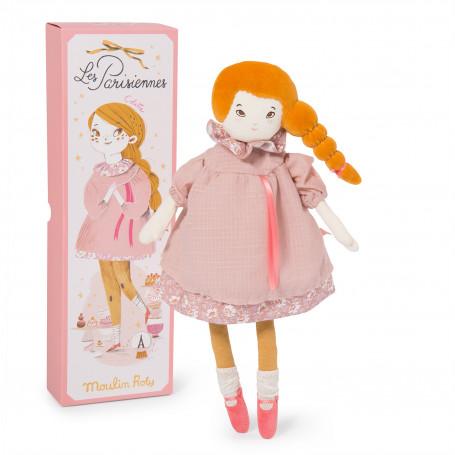 Les parisiennes Miss Colette doll