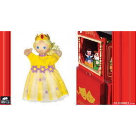 Marionnette Princesse Jaune