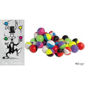 Balle à grains pour jongler