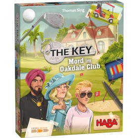 The Key – Meurtres au golf d'Oakdale - Haba