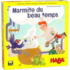 Marmite du beau temps - Haba