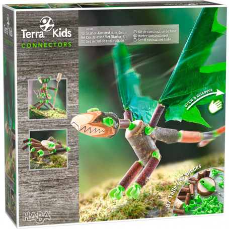 Terra Kids Connectors – Kit de base - Haba