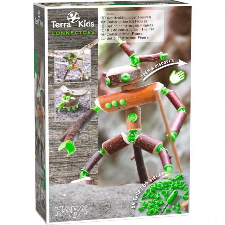 Terra Kids Connectors – Kit Personnages - Haba