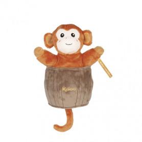 Marionnette Cache-cache Jack le Singe