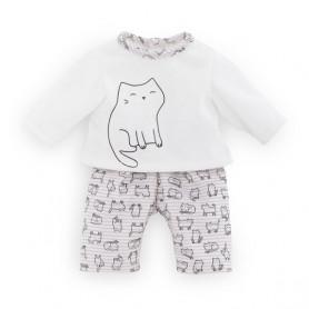 Ma Corolle - Pyjama 2 Pièces Chats